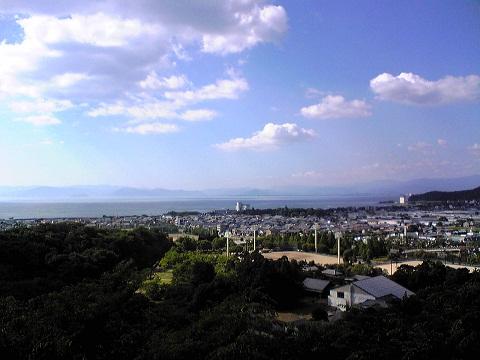 彦根城~本丸眺望