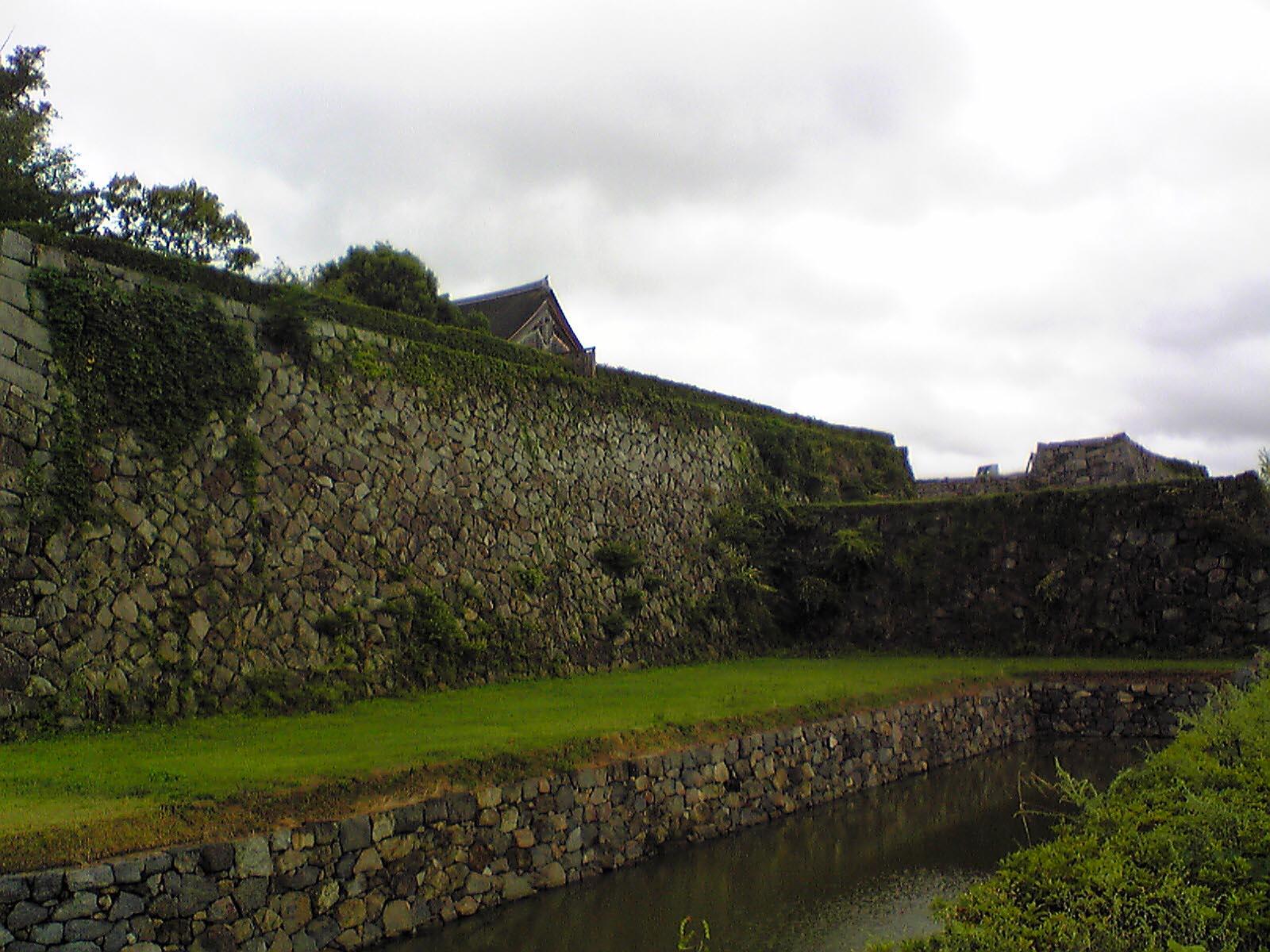 篠山城〜石垣