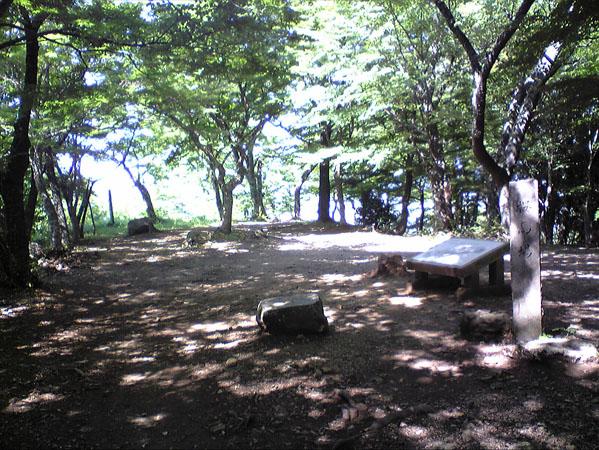 小谷城〜桜馬場