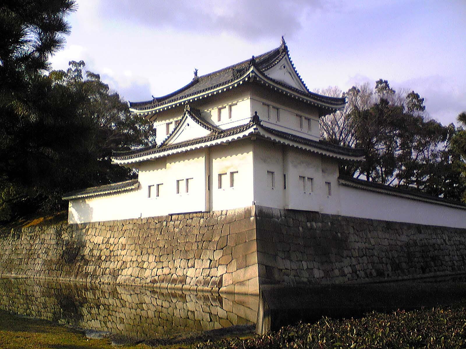 二条城〜東南隅櫓