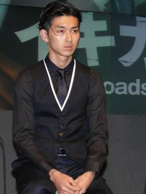<最近話題のクールガイ>松田翔太の髪型を真似したい♪の画像