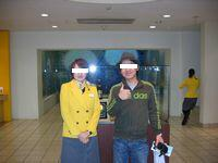 2008年 初恋(笑)