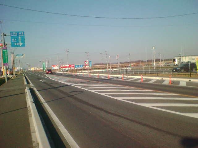 スマートIC高速バス乗り場前4
