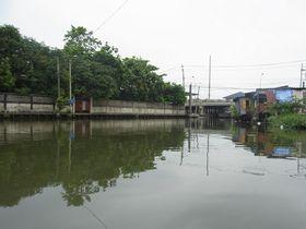 サナームチャイ運河