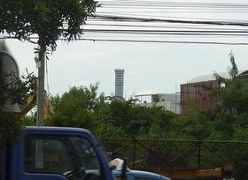 スワンナプーム空港の管制塔