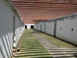 プラジュン要塞に入ってみると意外な景色が