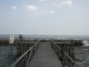 バンコク海展望台