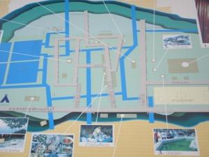 バーン・サークラーの観光地図