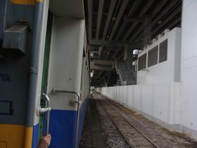 エアポート・リンク パヤータイ駅下