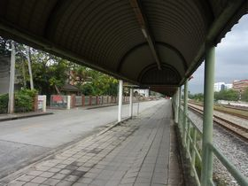 国鉄の線路