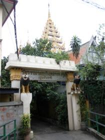ワット・クンチャンの門