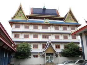 タイ風現代建築?