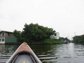 バーンモット運河からラット運河へ