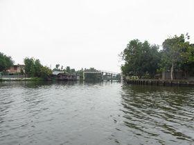 ダーオカノーン運河終点