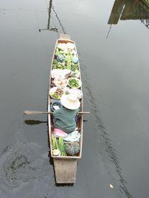 舟の物売り