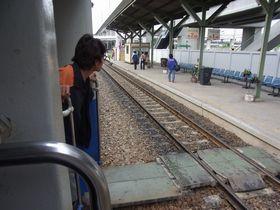 バンコク行き列車から