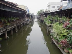 ラヘーン運河市場
