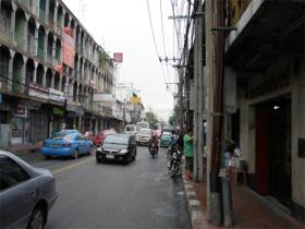 トゥートタイ通り