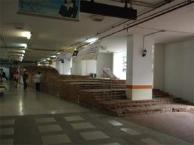 タマサート大学のバンコク首都城壁レプリカ