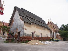 ワット・ソム・クリアンの古い本堂