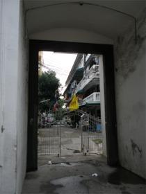 バンコク首都城壁の門