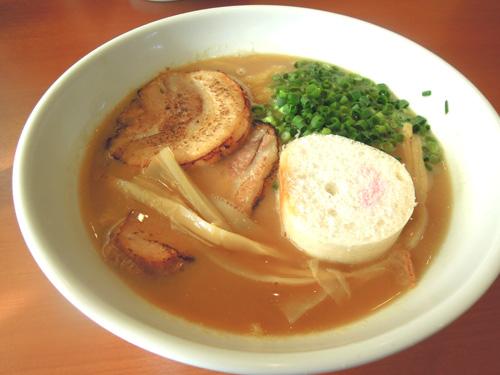 鶏白湯醤油