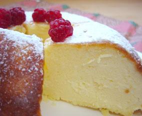 ホームベーカリーのケーキレシピ