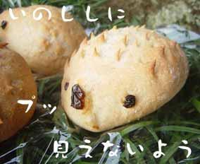いのししパン