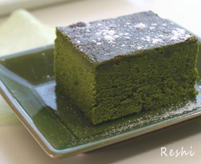 お 菓子 レシピ 抹茶