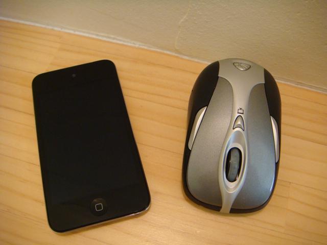 microsoft wireless notebook presenter mouse 8000 manual