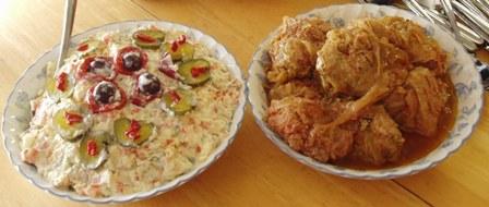 おばあちゃんの料理