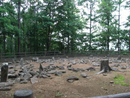 西崎山環状列石(余市)