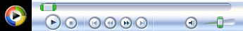 Windows Media Playerの再生プレイヤー