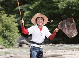 映画「釣りキチ三平」Yahoo!映画ユーザーレビュアー試写会@東映本社第一試写室