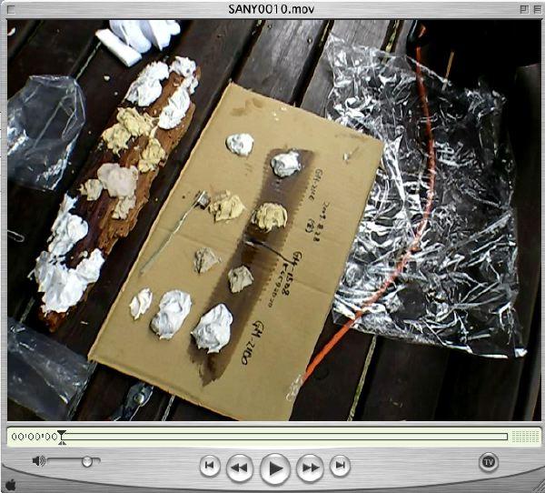 木工補修パテ-削れる、超軽量/使用事例、動画「削れるエポキシ樹脂」--白パテ--として、完成の領域。発泡スチロールは、無溶剤エポキシ樹脂ですので、溶かさない。溶けません。/新商品開発プロジェクト/群馬大学 社会情報学部、CIT 中央工科デザイン専門学校、ブレニー技研 産学学連携プロジェクト SGG2009 ぐんまブランド創出プロジェクト