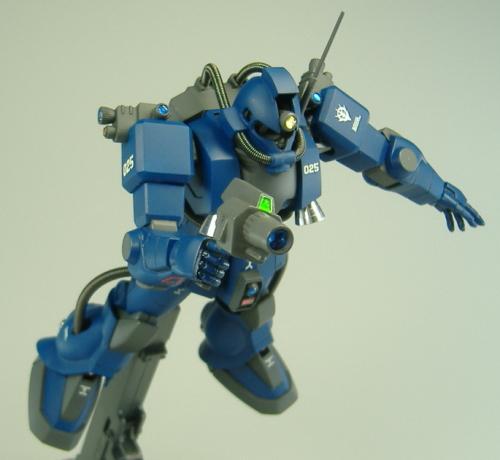 MS-06E 強行偵察型ザク ギャラリーへアップ♪   High-Maneuver(ハイマニュー