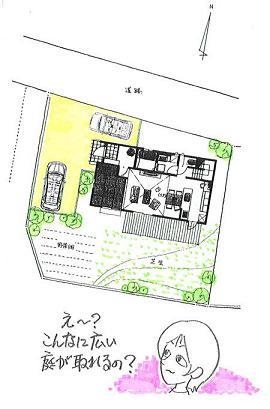 マイホームの配置.JPG