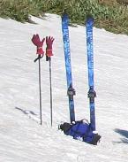 サイドバー用 スキー