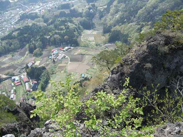 岩櫃山山頂2
