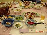 凌雲閣のお夕飯
