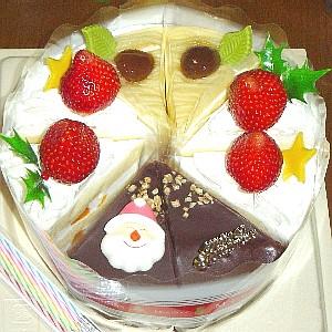 ホール?ケーキ
