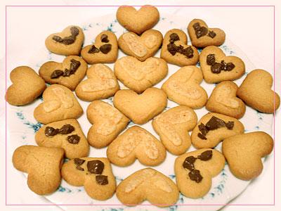 08いちごクッキー1