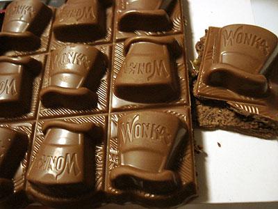 Wonkaチョコレート2
