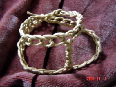 手編みハーネス