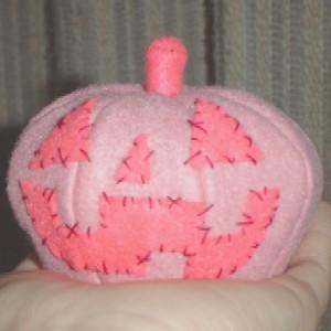 いちごかぼちゃ完成品