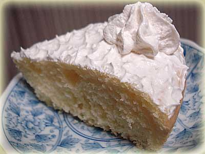 21ケーキ