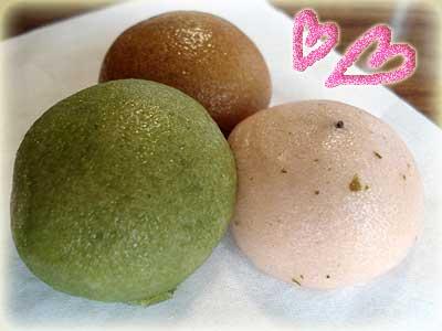 桜10円饅頭