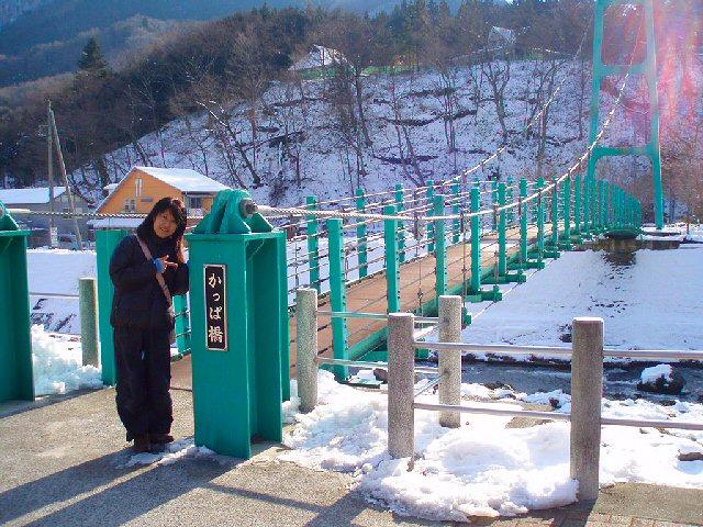 2009年初!雪の道志キャラバン♪
