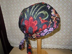 帽子 作り方 バンダナ