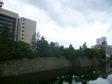 福井城址跡